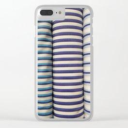 Bolt-Vineyard Clear iPhone Case
