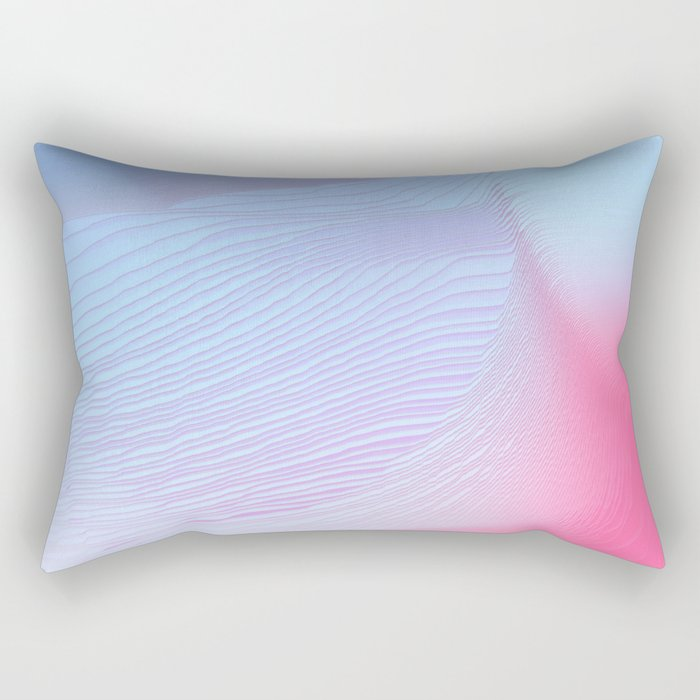 Never Rectangular Pillow