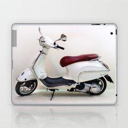 Vespa Motorbike Laptop & iPad Skin