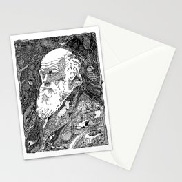 'Darwin' by Sarah King Stationery Cards