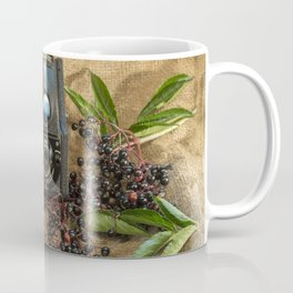 Ensign and the Elderberries Coffee Mug