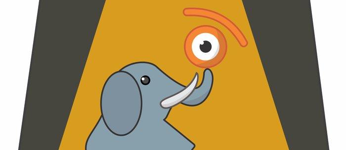 eye.lephant Coffee Mug