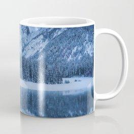 Fantasy at mountain lake Coffee Mug