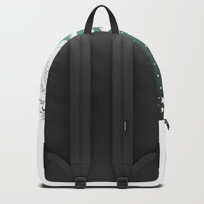 Hunting centipedes Backpack