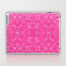 Ab Zoom Mirror Fushia Laptop & iPad Skin