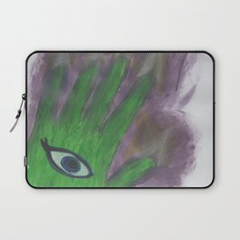 To See, To Feel Laptop Sleeve