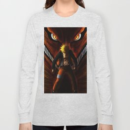 Naruto Kyuubi Long Sleeve T-shirt