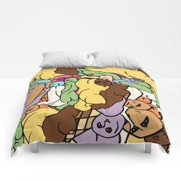 Human Slugs Comforters
