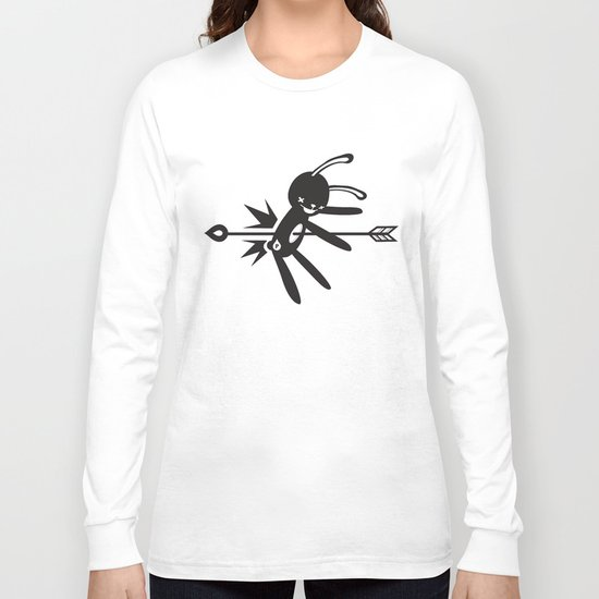 SORRY I MUST LIVE - DUEL 2 ULTIMATE WEAPON ARROW Long Sleeve T-shirt