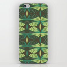 Mod Fronds iPhone & iPod Skin