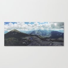 High Peaks Adirondacks Canvas Print
