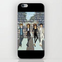 Beatlemania iPhone Skin