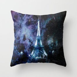 Paris dreams Throw Pillow