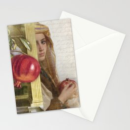 The Pomegranate Eater Stationery Cards