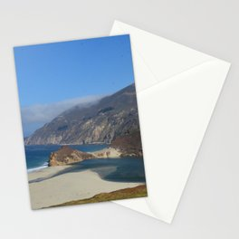 Monterey coast highway Stationery Cards