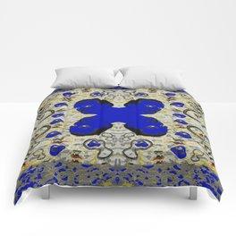 Dali Blue Mood Comforters