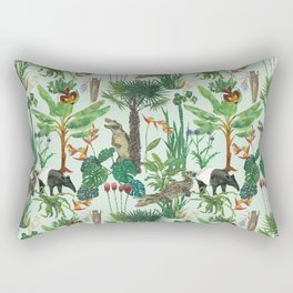 Dream jungle Rectangular Pillow