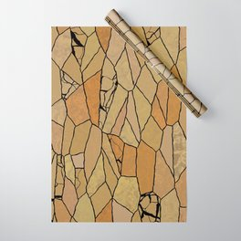 GoldStone Wrapping Paper
