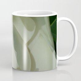 Gentle white flower Coffee Mug