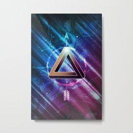 Penrose universe Metal Print