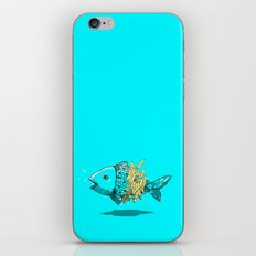 Fish & Chips iPhone & iPod Skin