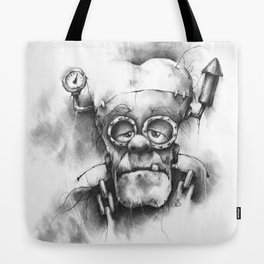 The Monster of Berry Tote Bag