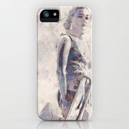 Phenomenal Woman iPhone Case