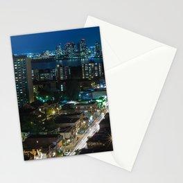 Liberty Lights Stationery Cards