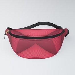 Origami - Fuchsia Fanny Pack