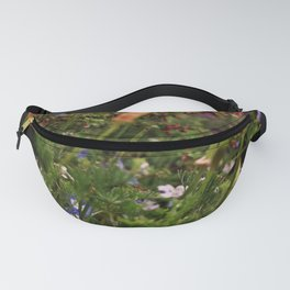 Where The Wildflowers Grow Fanny Pack