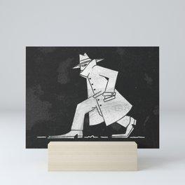 Spy Mini Art Print
