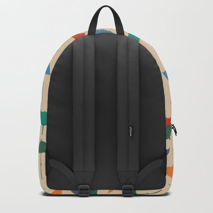 Sun umbrella Backpack