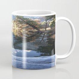 Sentinel Bridge Merced River Light Coffee Mug