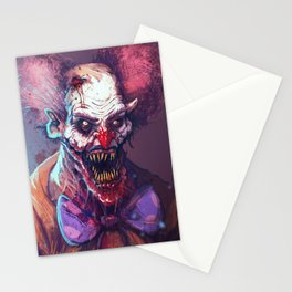 KLOWNTIME Stationery Cards