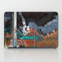reassurance iPad Cases featuring The Swan Reassurance by Alix Rumble 2