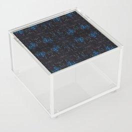 Mid-Night Blues Acrylic Box