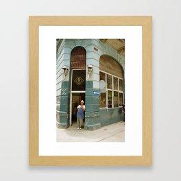 Concordia Framed Art Print