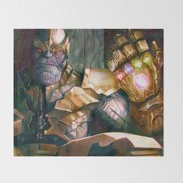 Thanos: Infinity Gauntlet  Throw Blanket