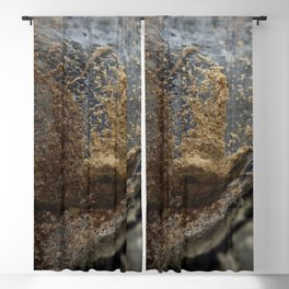 The abstract art of Mother Nature Blackout Curtain