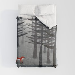 The Fox and the Forest Comforters