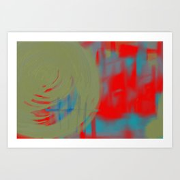 five zero Art Print