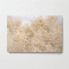 Dreamy Tumbleweeds Metal Print