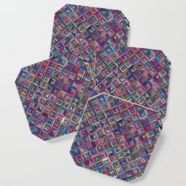 Optica Coaster