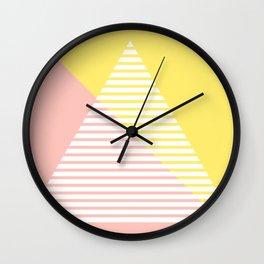 Opaque Wall Clock