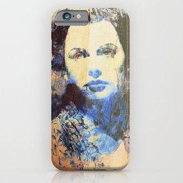 Divas - Hedy Lamarr iPhone Case