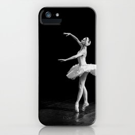 Russian Ballet Dancer 1 iPhone Case