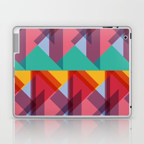 Crazy Abstract Stuff 3 Laptop & iPad Skin