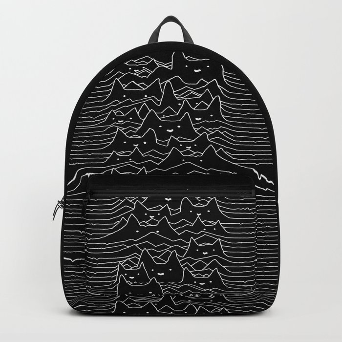 Furr Division Cats Backpack