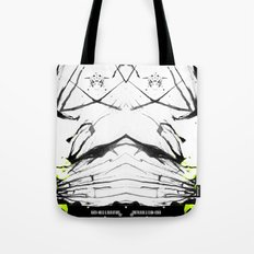 :: black holes and revelations :: double play! Tote Bag