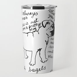 Dogs with Bagels - Anniversary Edition Travel Mug